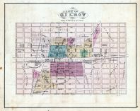 Gilroy City, Santa Clara County 1876